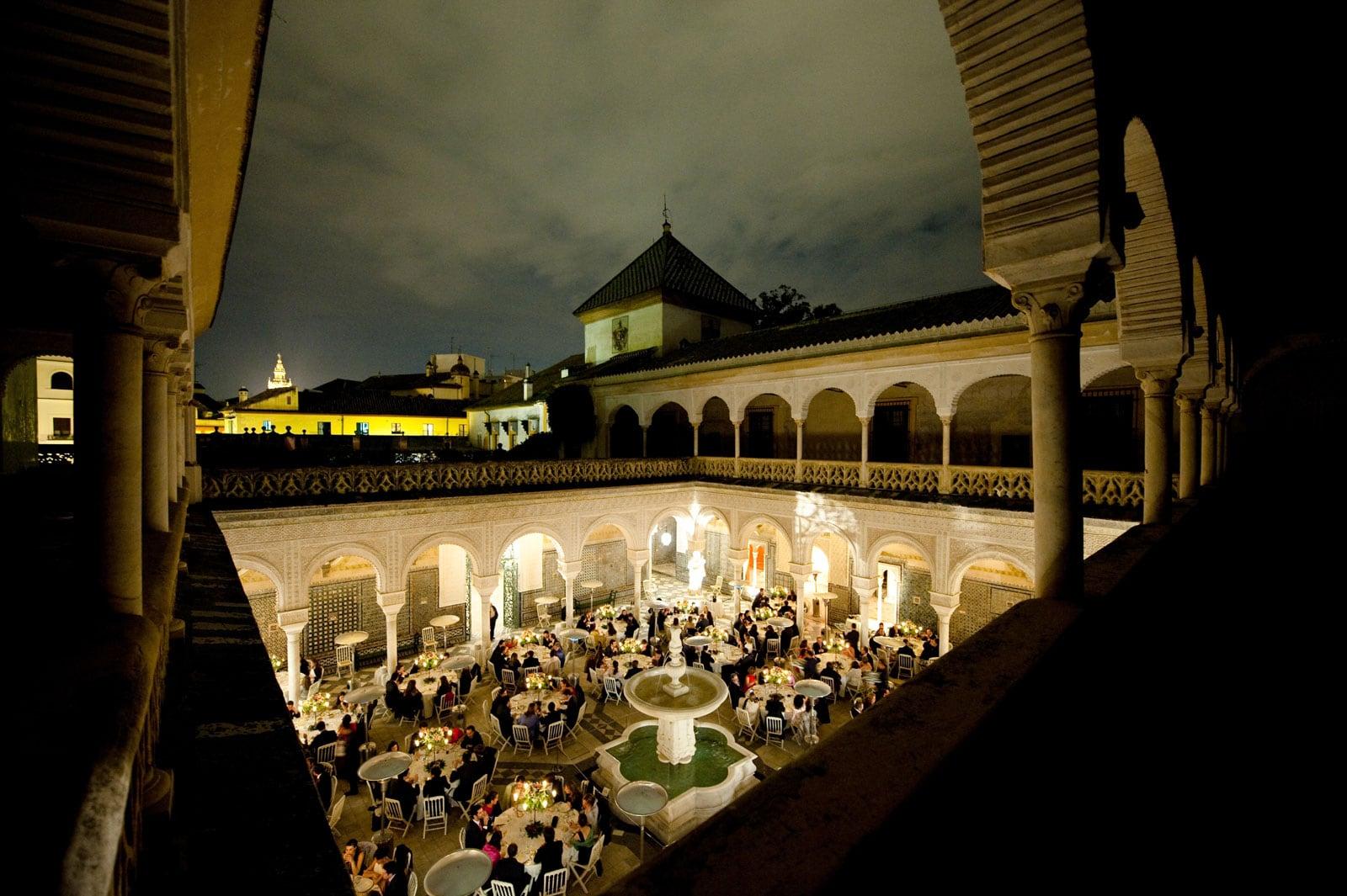 Catering Sevilla: Casa Pilatos - Tu mejor catering en Sevilla