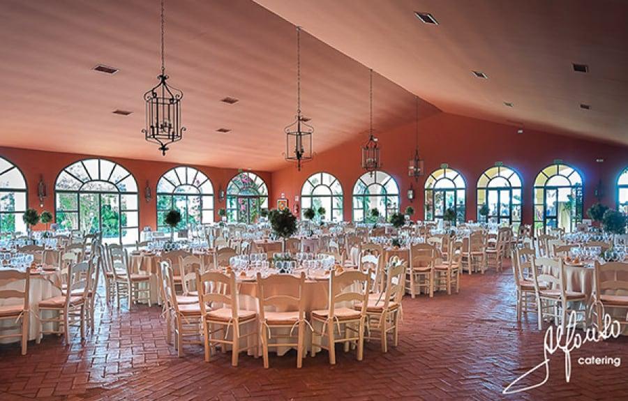 Empresas de catering: Dehesa Bolaños - Salón para bodas en Jerez