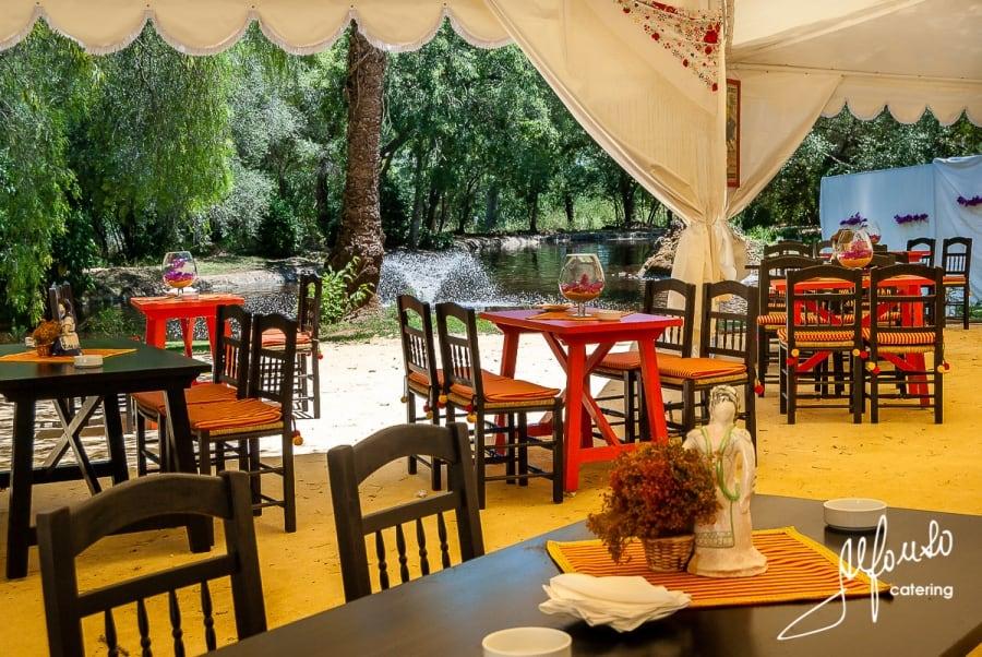 Empresas de catering: El Altillo: Salón para bodas en Jerez