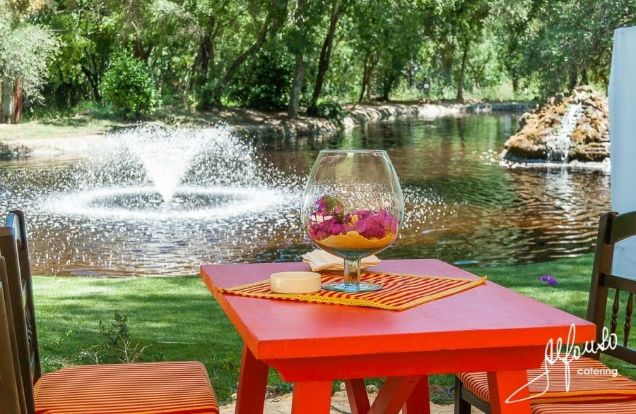 Empresas de catering: El Altillo: Salón para bautizos en Andalucía