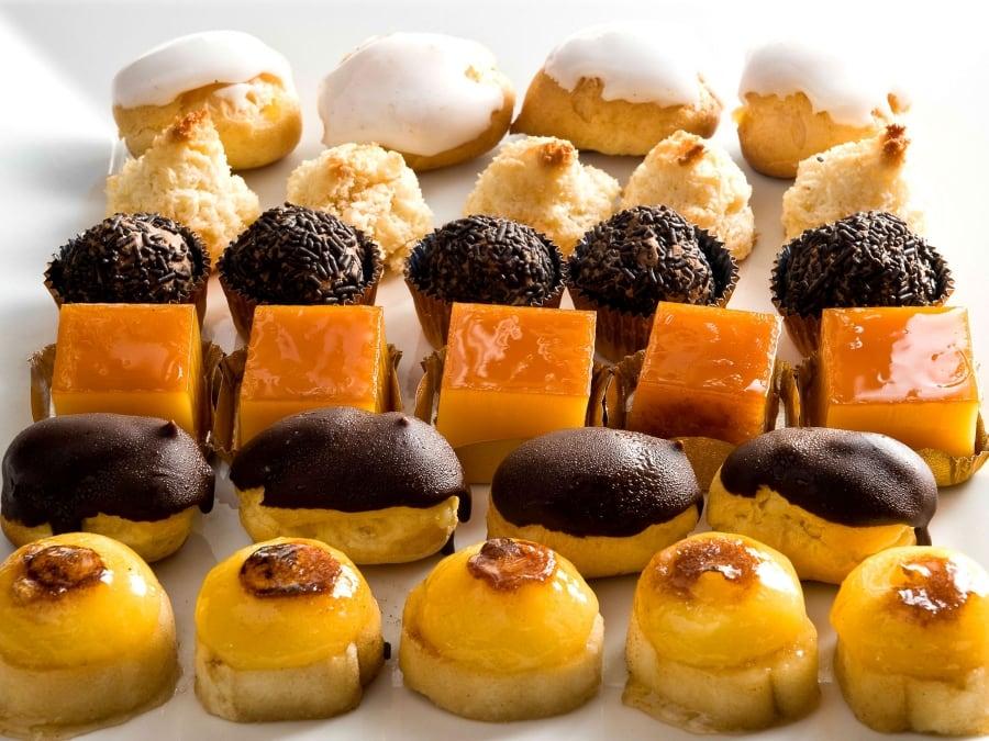 Catering boda Sevilla: pastelitos para tu boda