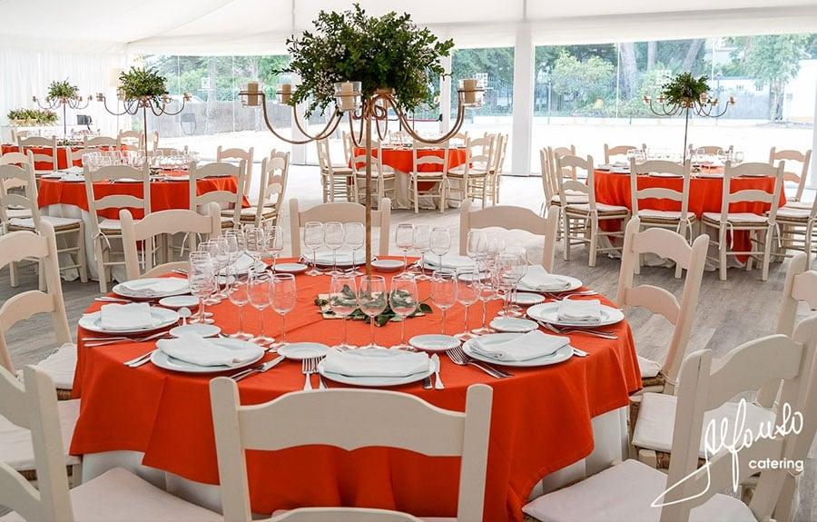 Empresas de catering: Medinaceli - Salón para eventos en Andalucía