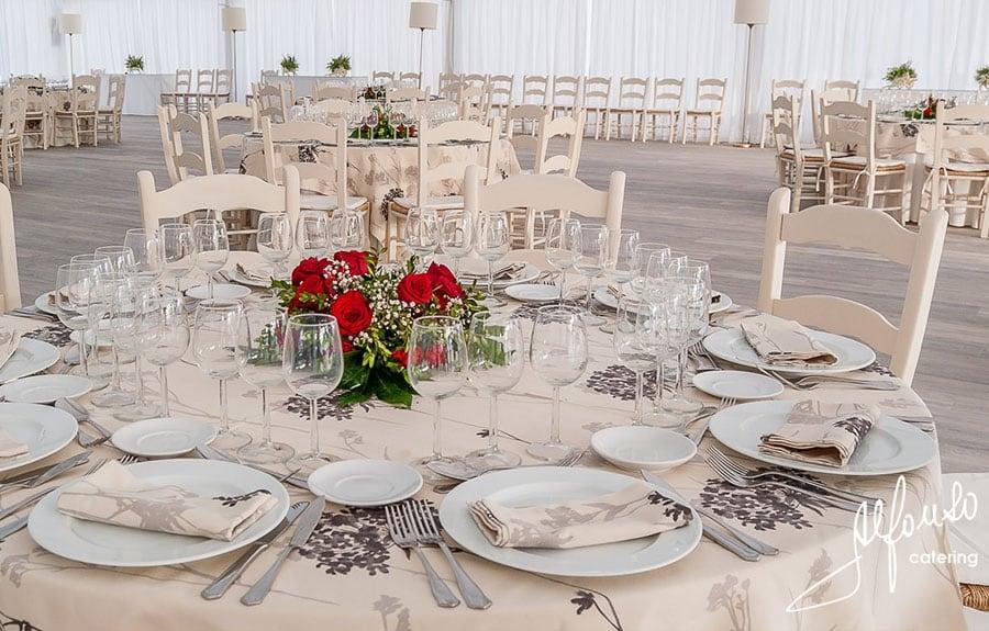 Empresas de catering: Medinaceli - Salón para bodas en Málaga