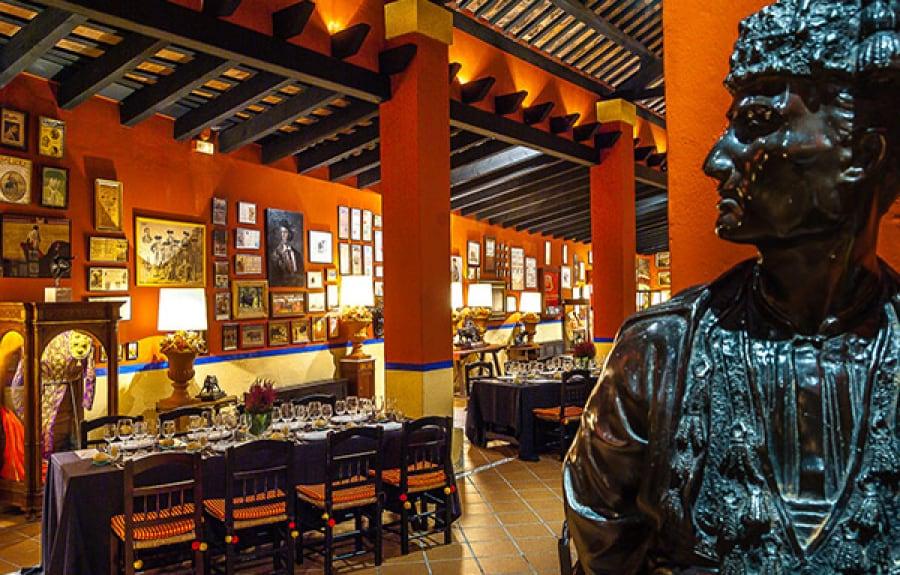 Empresas de catering: Museo Taurino - Salón  para congresos en Andalucía