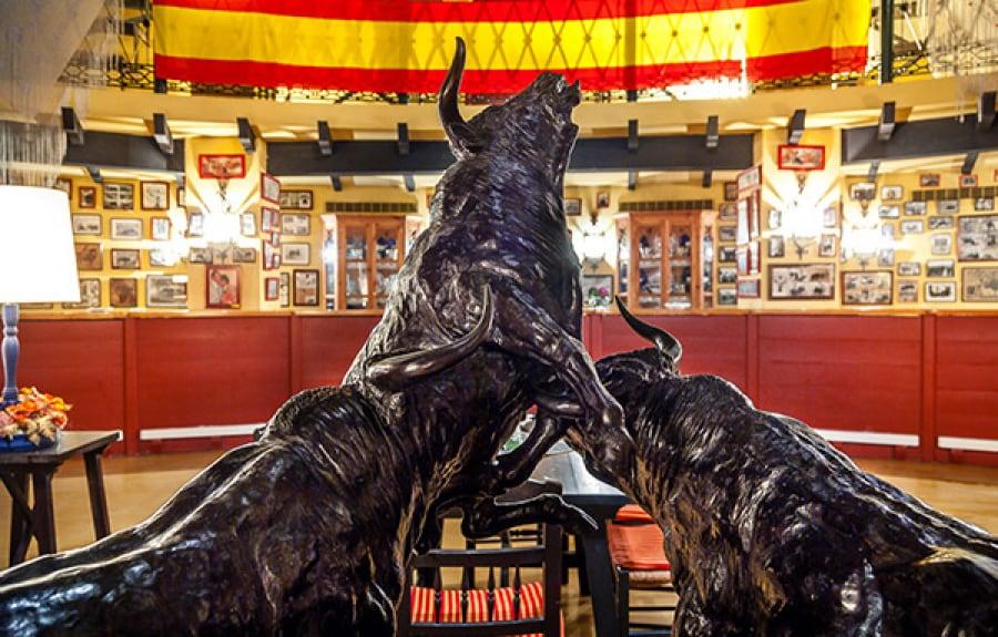 Empresas de catering: Museo Taurino - Salón para el catering en Jerez