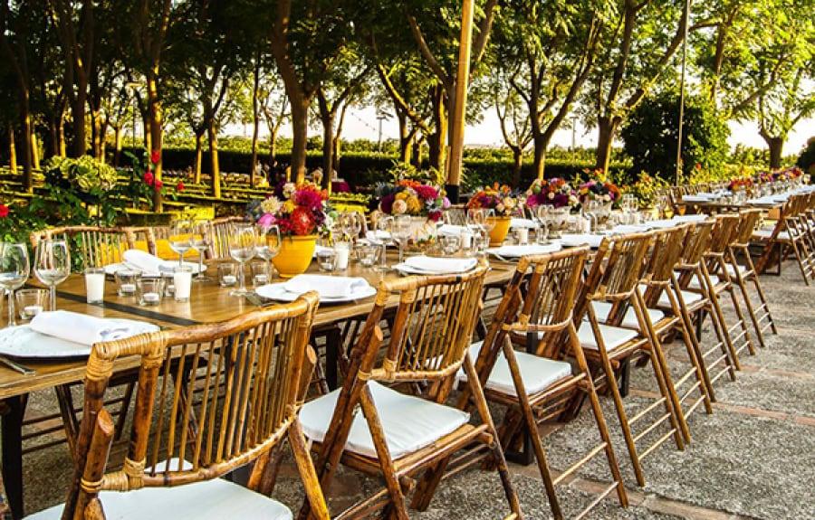 Empresas de catering: Torre de la Reina - Salón  para el catering en Sevilla
