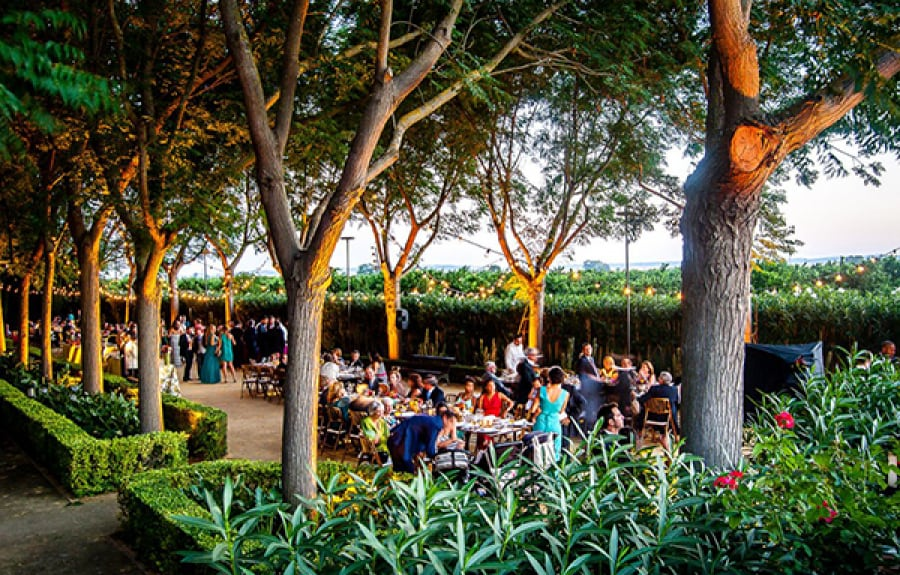 Empresas de catering: Torre de la Reina - Salón para bodas en Sevilla